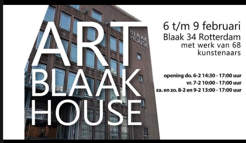 Art Blaak House